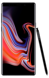 Samsung Galaxy Note 9 Claro Dominicana