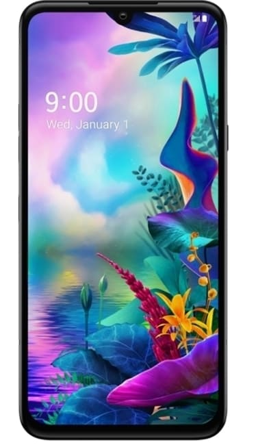 LG G8X ThinQ Black Claro Dominicana