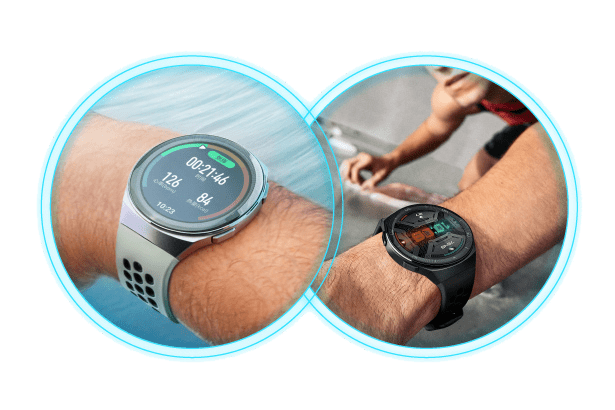 Huawei Watch GT2e Claro Dominicana